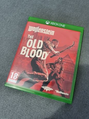 Wolfenstein The Old Blood Xbox One S X PL