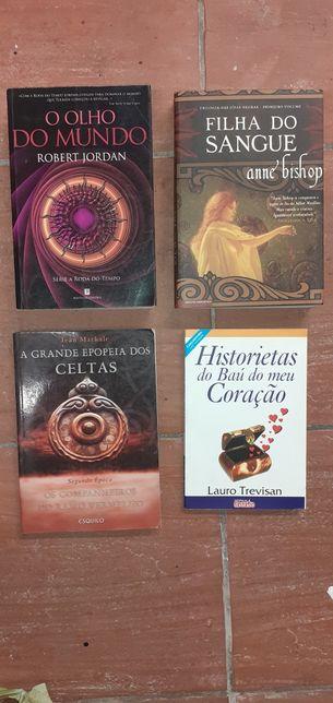 Livros vários / coleções