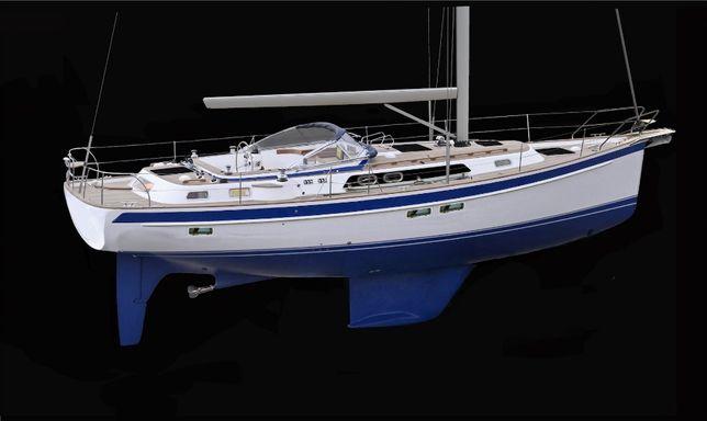 Парусная яхта PS40MKII_2020 для комфортного семейного отдыха