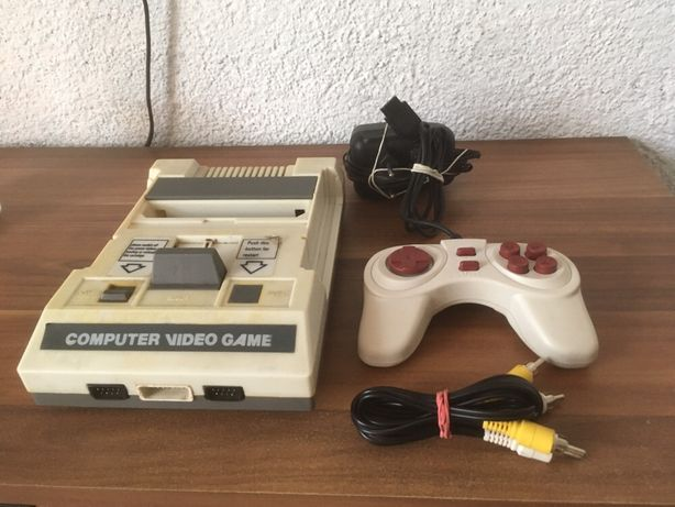 Pegasus Nintendo 190 gier contra,Mario,tank konsola PRL
