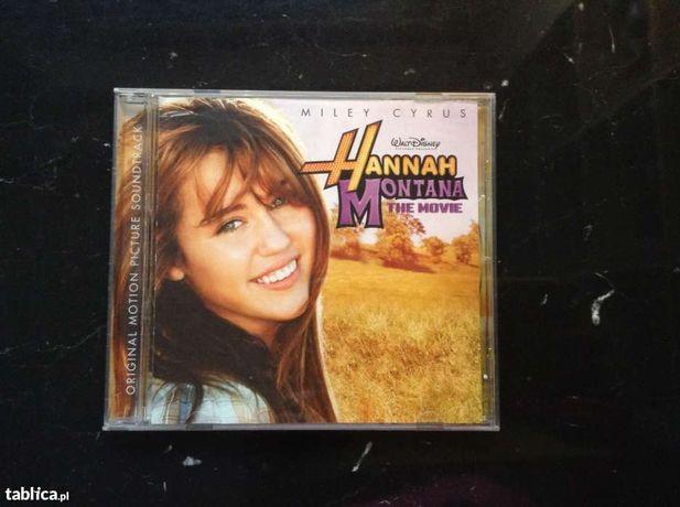 """Płyta """"Hannah Montana the movie"""""""