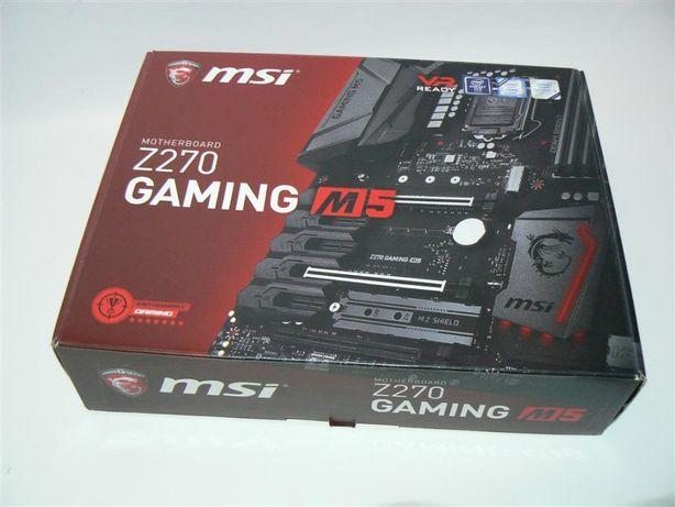 Płyta główna MSI Z270 Gaming M5 1151 DDR4