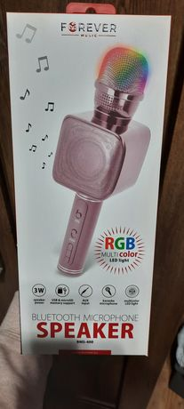 Mikrofon z głośnikiem Forever BMS-400