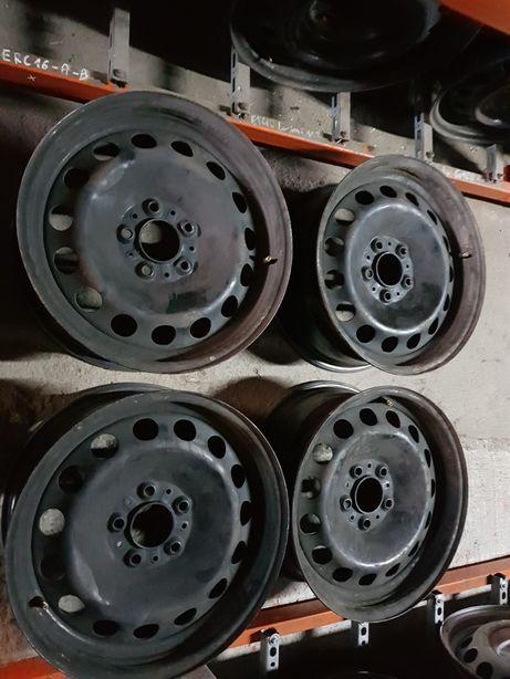 Felgi Stalowe Bmw 3 R16 5x120 ET34 6.5J