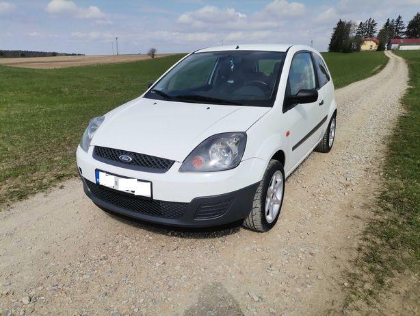 Ford Fiesta LIFT 1.4-2006r*skóry*alufelgi*140 tyś km*