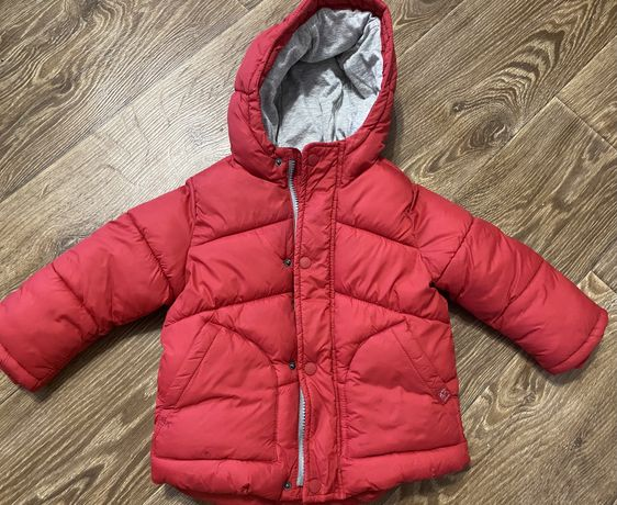 Детские куртки zara