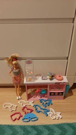Zestaw Wypieki Barbie