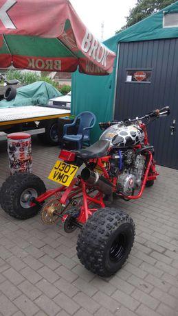 Honda CBR 1000 Monster Trajka  Tricke