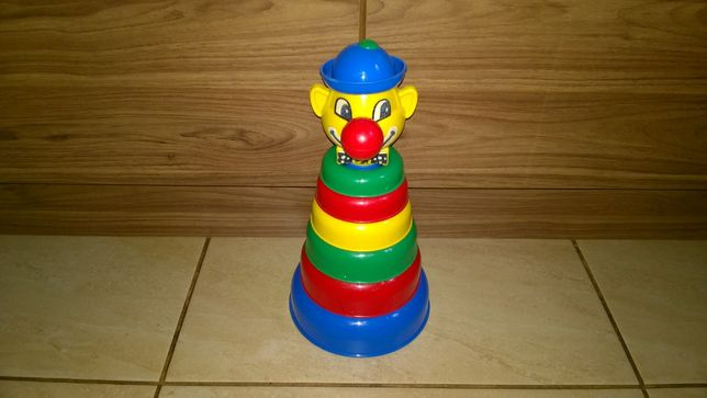 Piramidka układanka dla dzieci zabawka