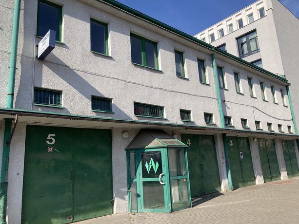 Lokal biurowy, magazynowy centrum Łodzi