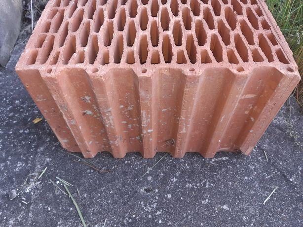 Porotherm 380x248x238 pustak ceramiczny 38 P+W