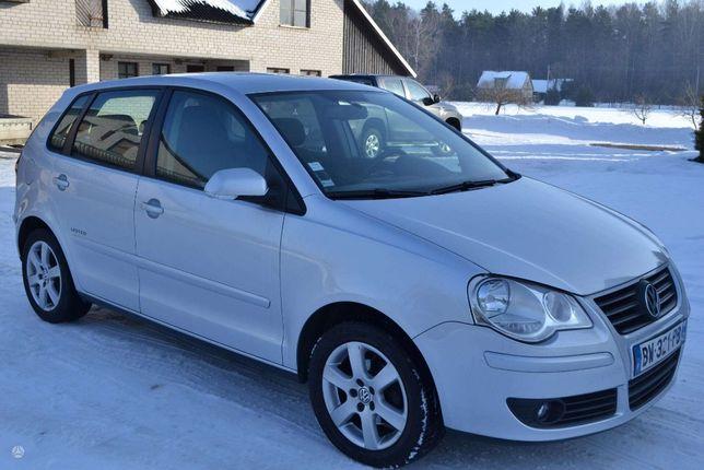 Volkswagen Polo, 1.4 l., Хэтчбек,,