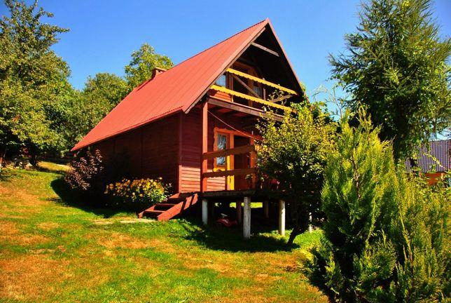 Drewniany domek w górach noclegi apartament wynajem mieszkanie 40 zł