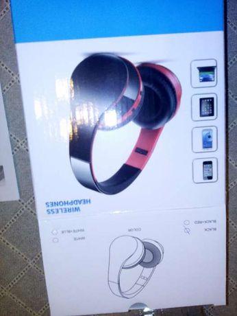 OldShark® Fone de ouvido Wireless - Preto c/garantia