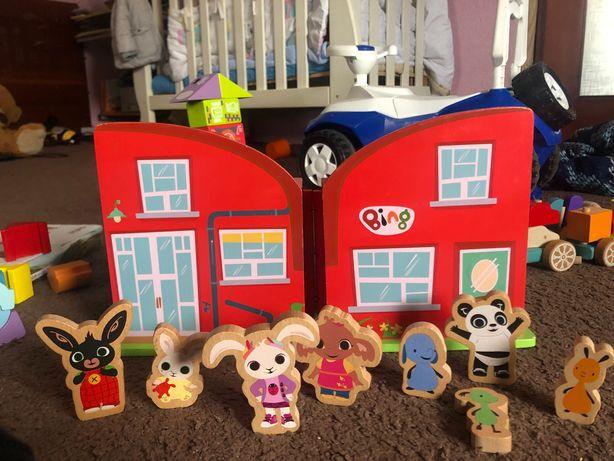 Ігровий Будинок/дом Bing игрушки