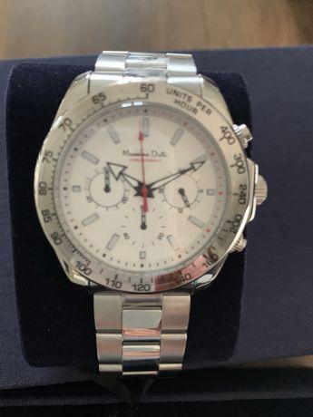 Zegarek Massimo Dutti -bransoleta męski