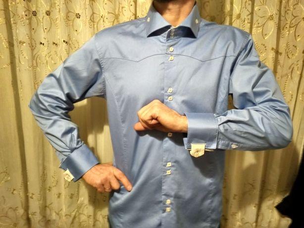Чоловіча сорочка для мужчини з витонченим смаком
