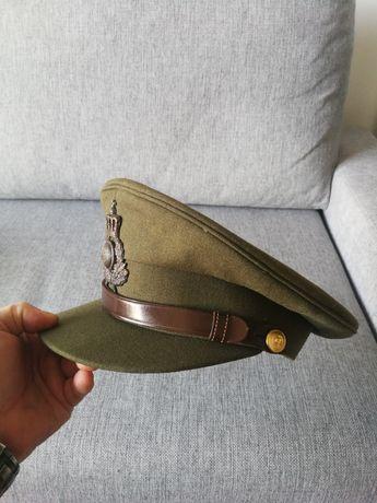 Wojskowa czapka garnizonowa Brytyjska