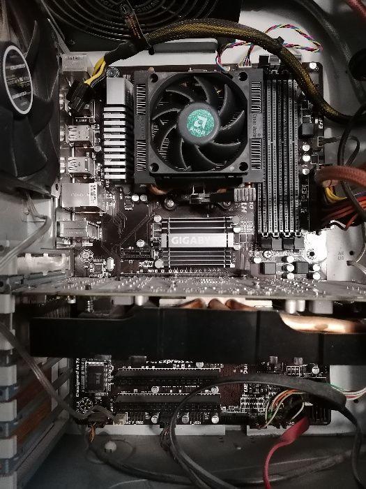 Płyta główna GA-970A-DS3P & AMD FX(tm)-8350 Eight-Core Processor Józefosław - image 1