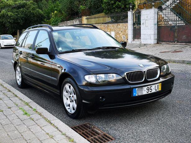 BMW 320 D Touring 150cv Sport Caixa Automática Nacional Bem Estimada