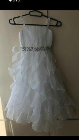 Продам выпускное платье, праздничное, костюм Зимы,нарядное