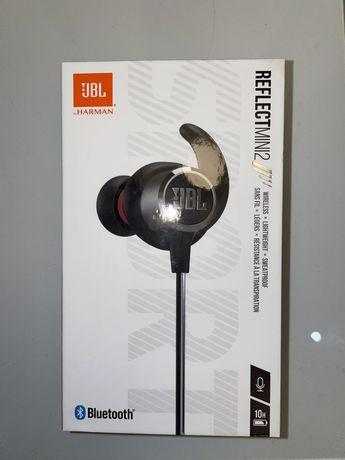 Słuchawki dokanałowe JBL Reflect Mini 2 Czarny