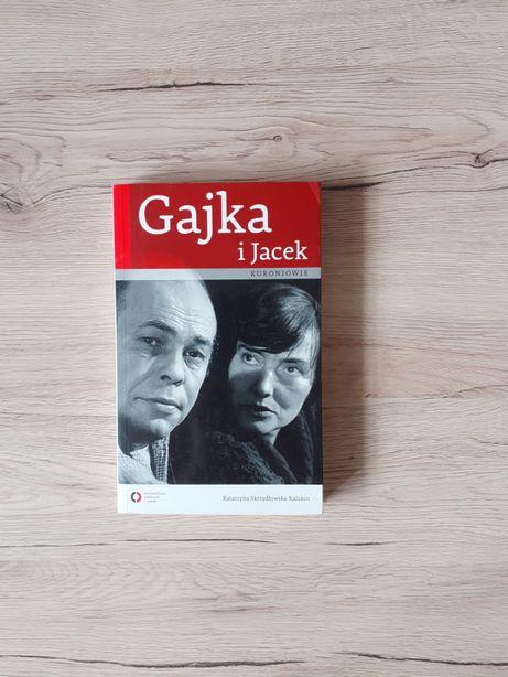 Gajka i Jacek Kuroniowie - Katarzyna Skrzydłowska-Kalukin