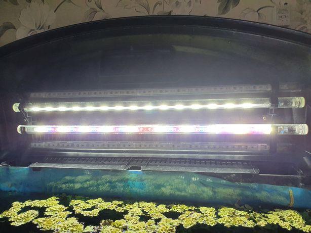 Pokrywa Profilowana 80x35 LED SUNNY & PLANT