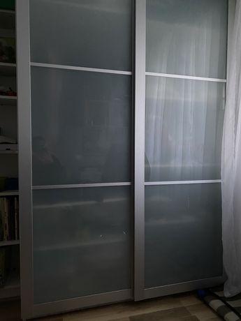 Szafa Pax Ikea +półki +drążek