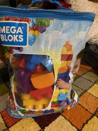 Конструктор MegaBloks