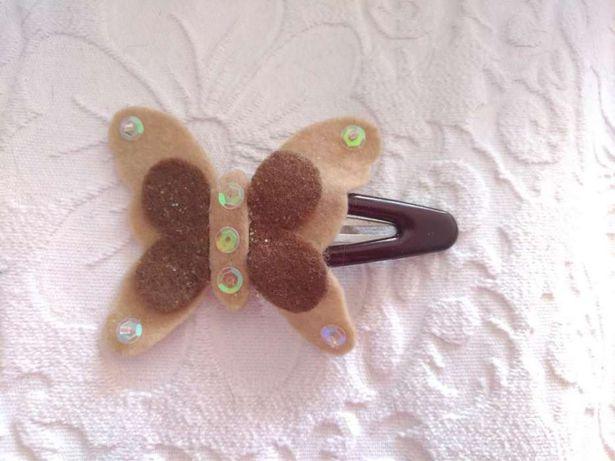 Gancho borboleta
