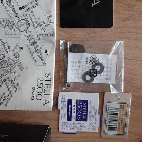 Kartonik Shimano Stella 04   2500s