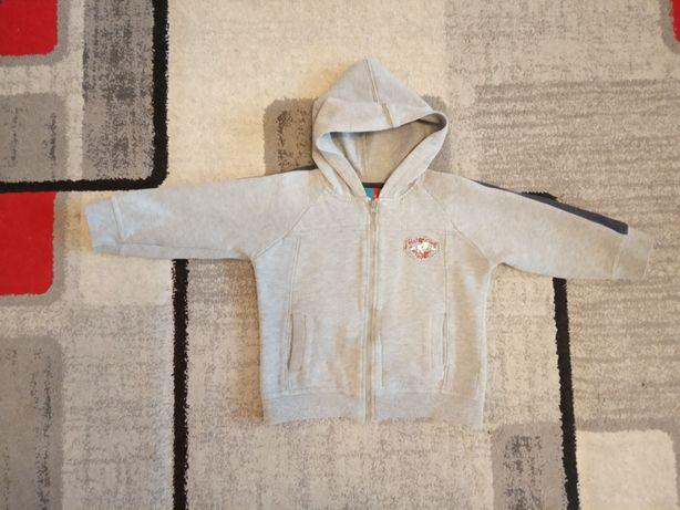 Bluza rozpinana na zamek r.92 dla chłopca f. Topolino 100% bawelna