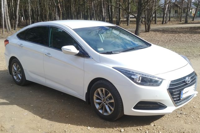 Hyundai I40 2.0 Benzyna