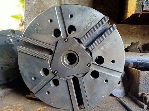 Uchwyt tokarski hydrauliczny 315 mm SMW-Autoblok