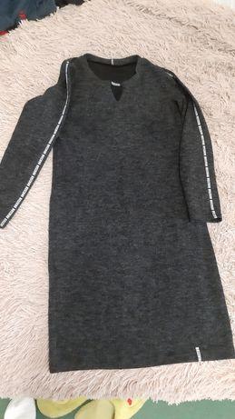 Платье тёплое размер л