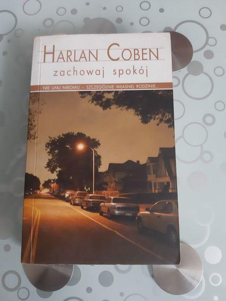 Harlan Cobhen Zachowaj spokój