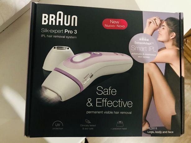 Фотоэпилятор BRAUN
