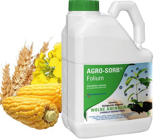 Biostymulator, AMINOKWAS Agro-Sorb Folium PROMOCJA,
