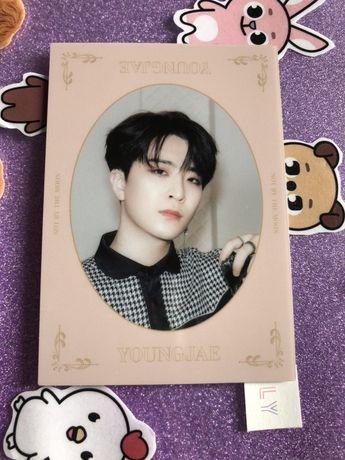 Got7 Photocard Youngjae