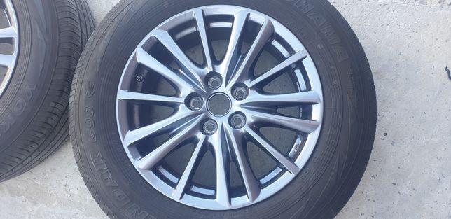 Диски Mazda cx5, 3, 6 original 17
