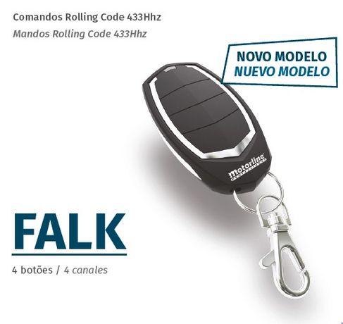Motorline Falk comando portão de garagem original