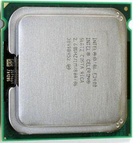 Процессор Dual Core Celeron E3400 / 2600 MHz (s775)