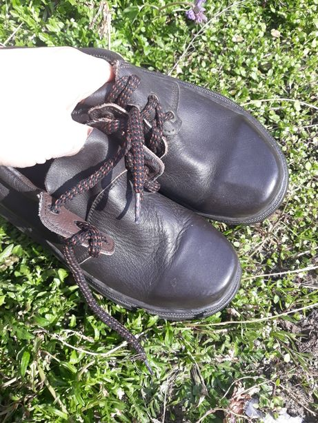 Кожаные туфли на мальчика, ботинки