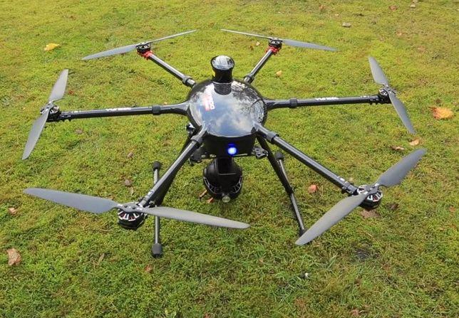 Грузовой дрон коптер квадрокоптер беспилотник для доставки груза видео