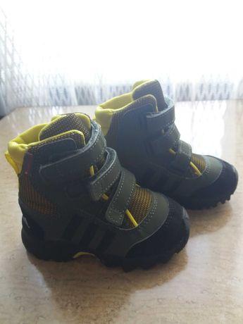 Ботинки Adidas CW HOLTANNA SNOW CF I. Оригинал! Не подошел размер.