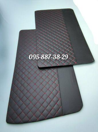 Дверные карты, обшивка дверей ВАЗ Нива Тайга 2121-21213 всех цветов