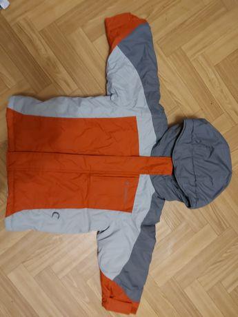 Зимняя детская курточка  Columbia с технологией Omni Sield.