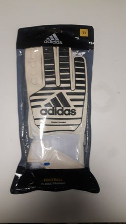 Rękawice bramkarskie Adidas Classic Training rozmiar 11