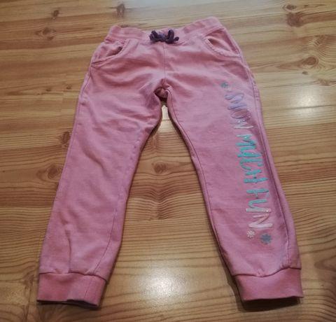 Zestaw bluzka i spodnie